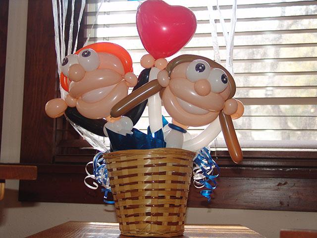 hotair balloon delivery denver