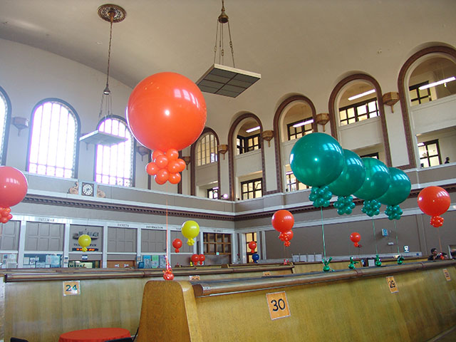 union station balloons denver
