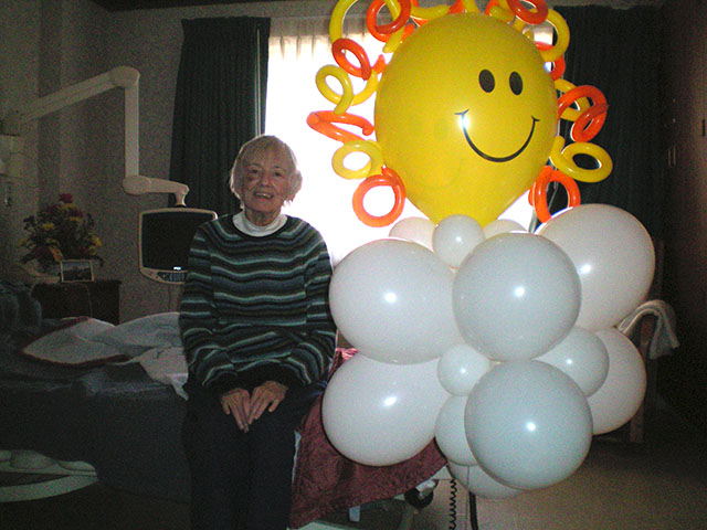 sunshine balloon delivery denver