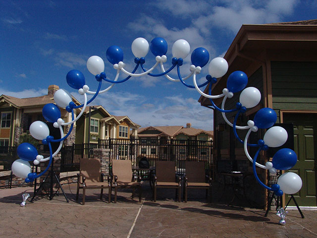 loop to loop balloon arches denver