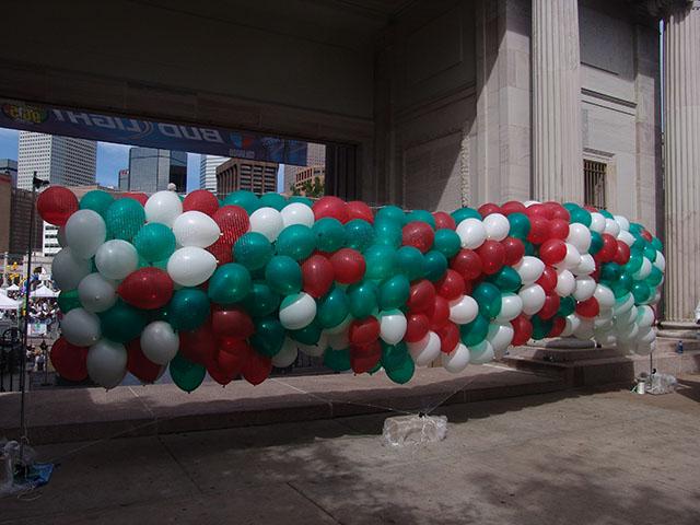 denver civic center park balloons release