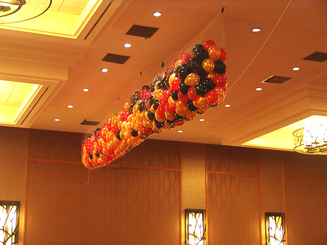 new years balloon drop denver hotel