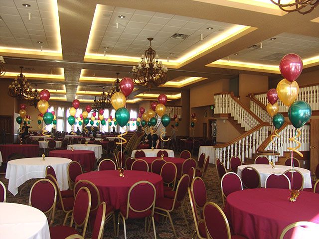 balloon bouquets centerpieces denver