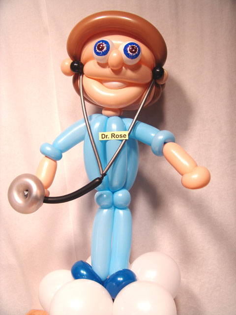 twisted balloon doctor gift delivery